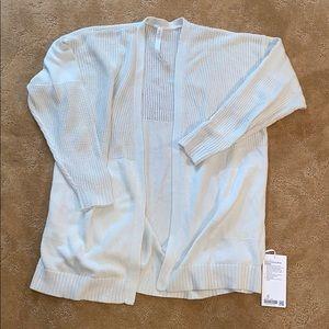 lululemon Easy Embrace Sweater (M/L) **NWT**